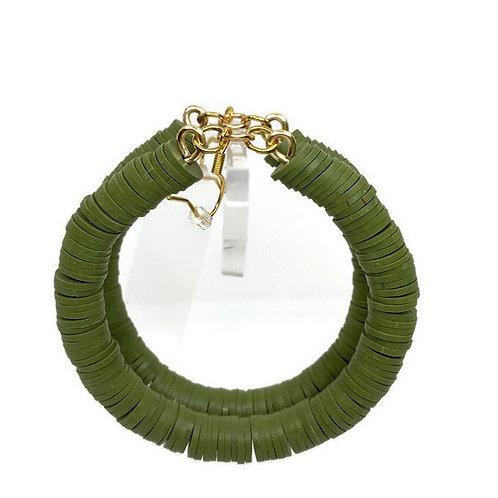 bSoul | All Army Green Heishi