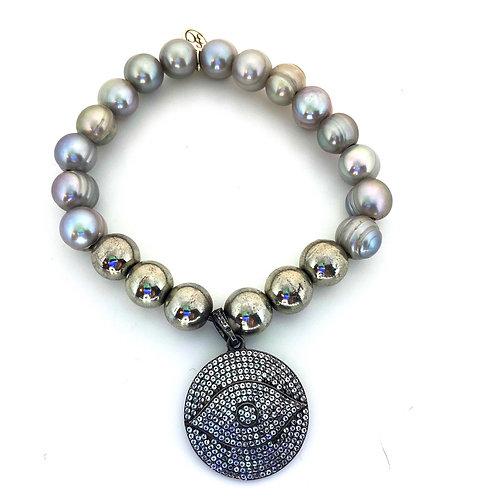 TRUE Collection, Pearls/Hematite