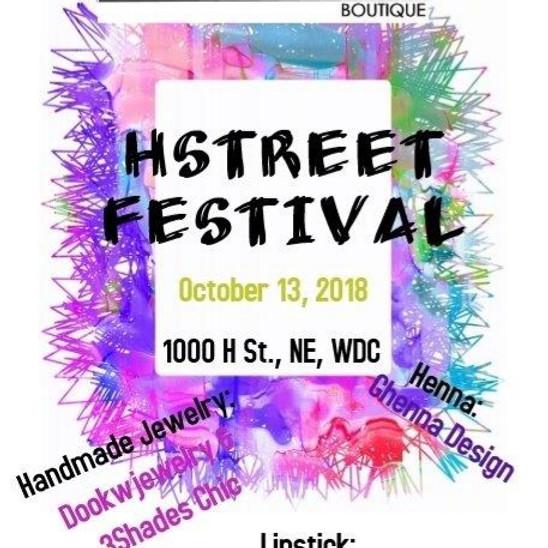 H Street Festival The C.A.T. Walk Boutique 2018