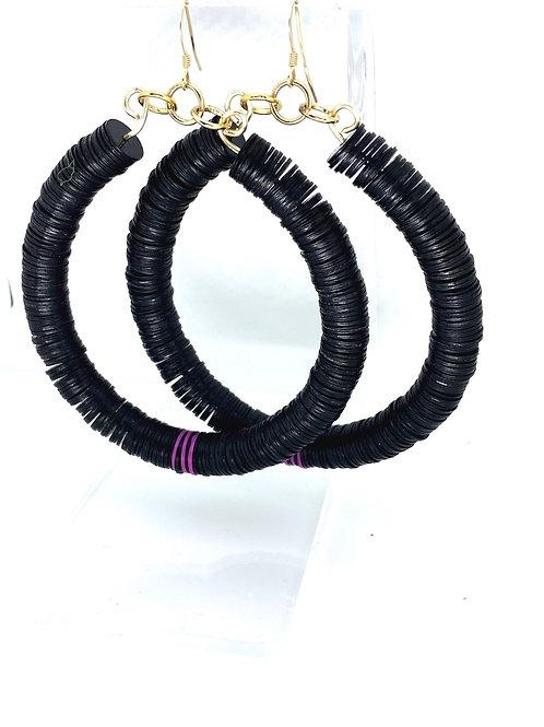 bSoul Collection, Black|Fuschia Twist