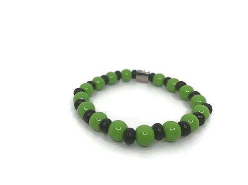 True | All Green & Black Mix