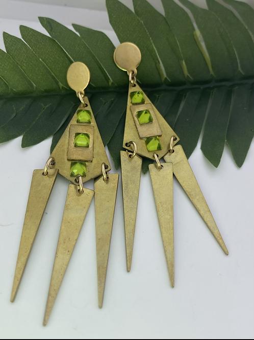 Essence Green   Spikes
