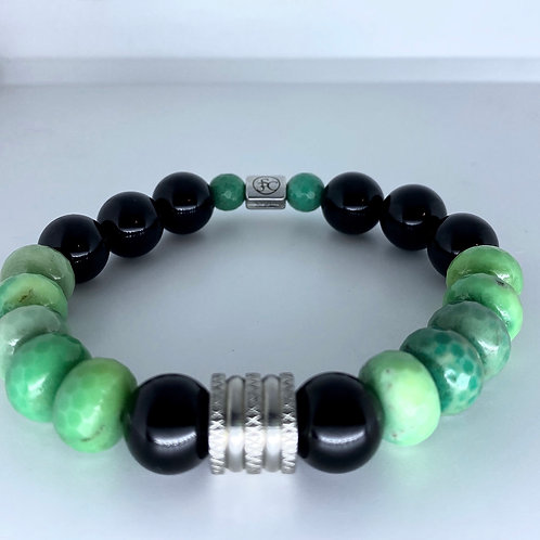 Strength | Black Green
