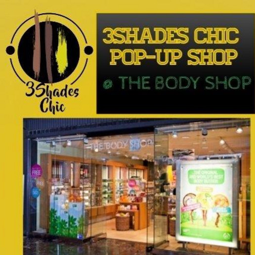Pop up The Body Shop 2018