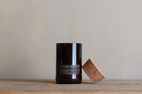 FRANKINCENSE + PATCHOULI URBAN CANDLE