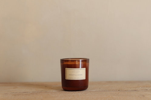 ORIENTAL AMBER - AMBER CANDLE