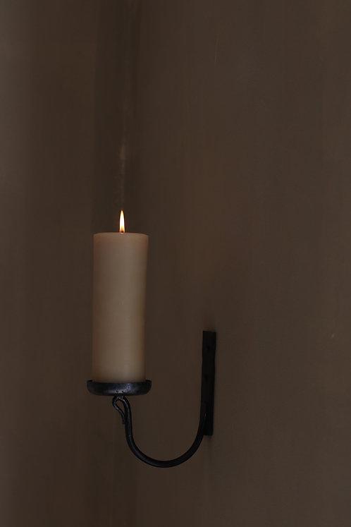 Large Pillar Beeswax Candle | (22 X 7.5) נר דונג אורגני