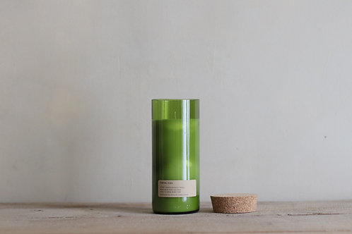 Sandalwood & Tonka Loft Candle    נר סויה סנדלווד & טונקה