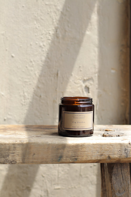 FIG GARDEN MINI CANDLE