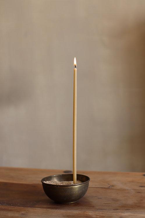 "Thin Tapers  |  נרות דונג אורגני דקים 34 ס""מ"