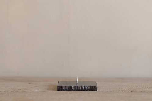 CANDLE STAND 8x8 CM.
