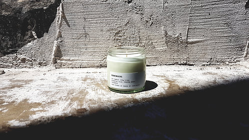SOMEWHERE SOY CANDLE