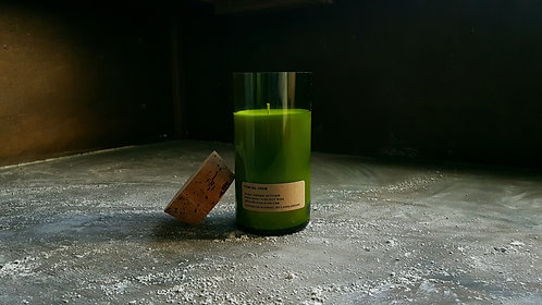 INDIAN VETYVER SOY CANDLE 350 G.