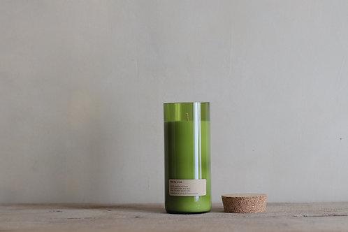 Indian Vetyver Loft Candle | נר סויה אינדיין וטיבר