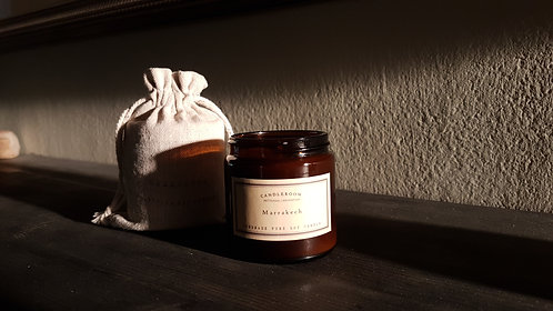 MARRAKECH MINI SOY CANDLE 100 G.