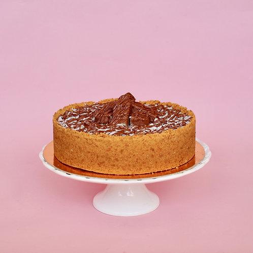 Bounty Cheesecake