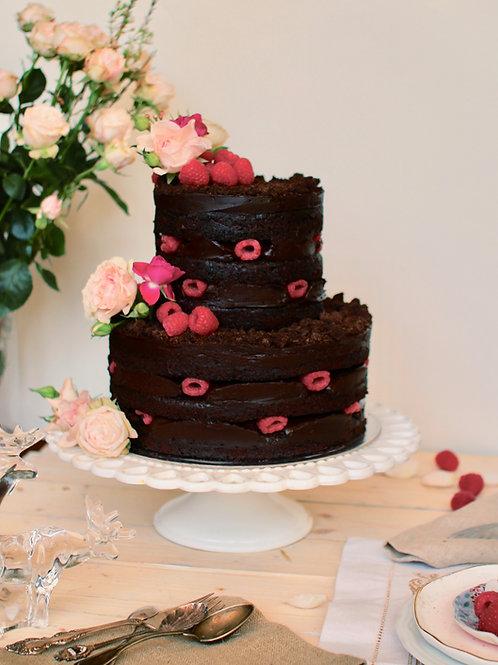 2-tier Chocolate Blackout