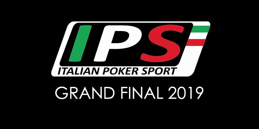 IPS GRAND FINAL 2019