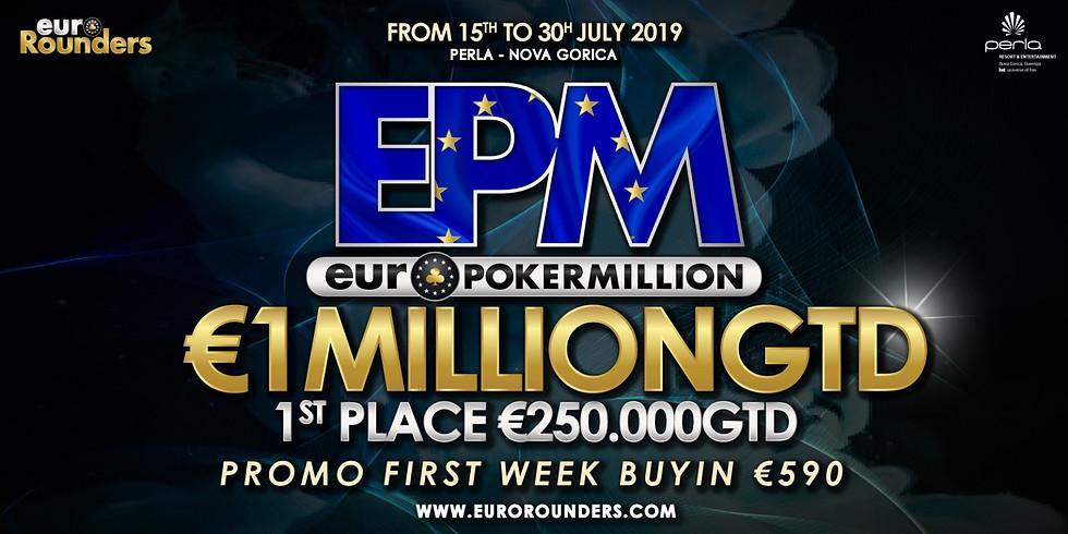EPM Euro Poker Million