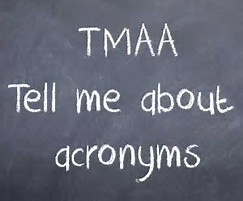 Acronyms in Writing