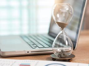 Writing Time vs. Social Media