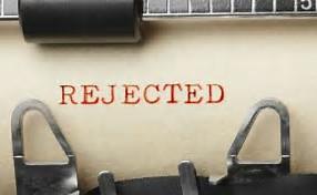 Rejection Letters – Don't Let Them Sting