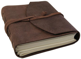 A Leather-bound Journal Can Impact the World