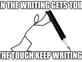 Just Write, Damn It!