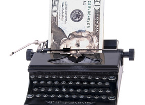 I Write for Money