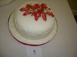 Competition November 2014 Cake for Christmas No. 5.jpg