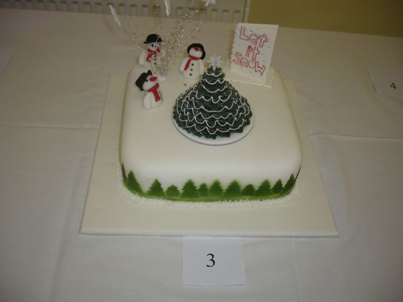 Competition November 2014 Cake for Christmas No. 3.jpg