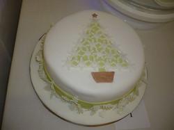 Competition November 2014 Cake for Christmas No,.1.jpg
