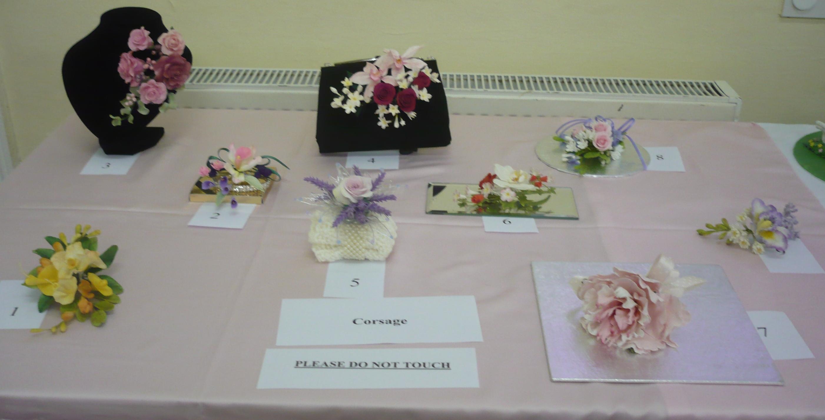 Our Corsage entries.JPG
