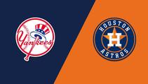 New York Yankees vs Houston Astros (4:15pm)