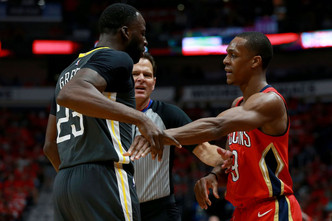 Golden State Warriors vs New Orleans Pelicans (12:30pm)