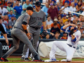 Arizona Diamondbacks vs New York Mets (4:10pm)