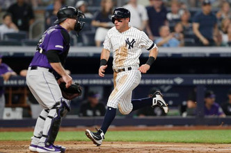 Colorado Rockies vs New York Yankees (10:10am)