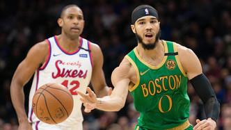 Boston Celtics vs Philadelphia 76'ers (3:30pm)