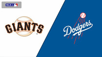 San Francisco Giants vs Los Angeles Dodgers (7:10pm)