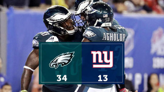 Philadelphia Eagles vs New York Giants (5:20pm)