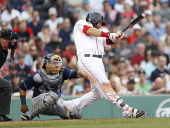 Tampa Bay Rays vs Boston Red Sox (4:10pm)