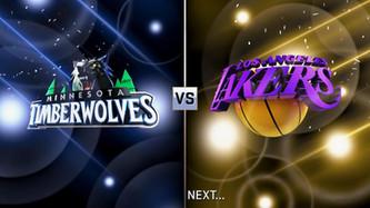 Minnesota Timberwolves vs Los Angeles Lakers (6:30pm)