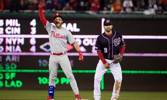 Philadelphia Phillies vs Washington Nationals (4:05pm)