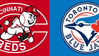 Cincinnati Reds vs Toronto Blue Jays (4:10pm)
