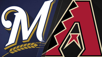 Arizona Diamondbacks vs Milwaukee Brewers