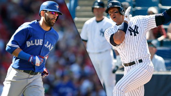 Toronto Blue Jays vs New York Yankees (10:10am)