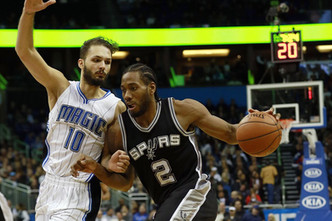 San Antonio Spurs vs Orlando Magic (4:00pm)