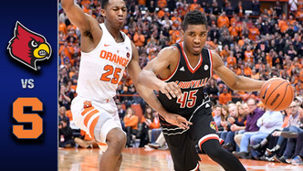 Louisville vs Syracuse (4:00pm)