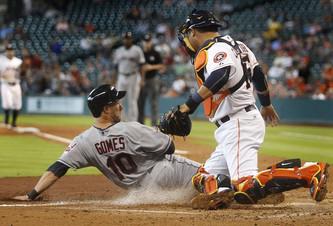 Houston Astros vs Cleveland Indians (9:10am)