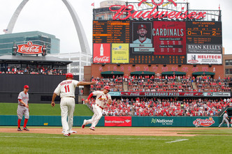 St. Louis Cardinals vs Cincinnati Reds (4:05pm)